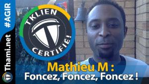 mathieu Mathieu Mathieu M : Foncez, Foncez, Foncez ! 01232018 Mathieu M Foncez Foncez Foncez