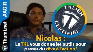nicolas nicolas Nicolas : La TKL vous donne les outils pour passer du rêve à l'action! 01232018 Nicolas La TKL vous donne les outils pour passer du r  ve    laction