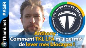 anthony anthony Anthony : comment TKL LFA m'a permis de lever mes blocages ! 02042018 Anthony comment TKL LFA ma permis de lever mes blocages