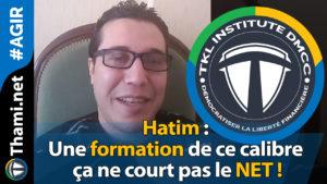 hatim hatim Hatim : une formation de ce calibre ça ne court pas le NET ! 02062018 Hatim une formation de ce calibre   a ne court pas le NET