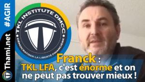 franck franck Franck : TKL LFA, c'est énorme et on ne peut pas trouver mieux ! 02112018 Franck TKL LFA cest   norme et on ne peut pas trouver mieux