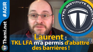Laurent Laurent Laurent : TKL LFA m'a permis d'abattre des barrières ! 02132018 Laurent TKL LFA ma permis dabattre des barri  res