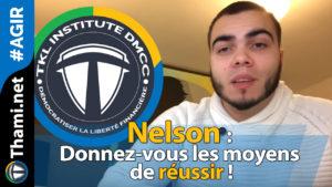 nelson Nelson Nelson : donnez-vous les moyens de réussir ! 02132018 Nelson donnez vous les moyens de r  ussir