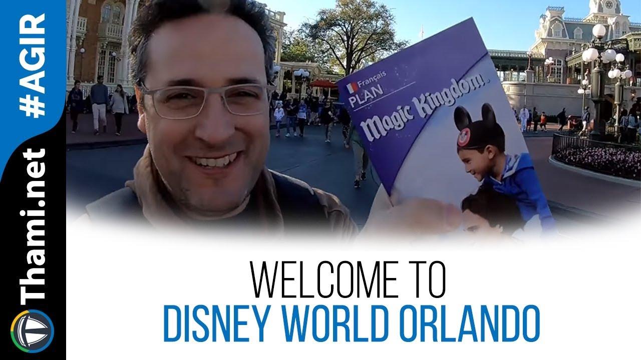 Welcome to Disney World Orlando