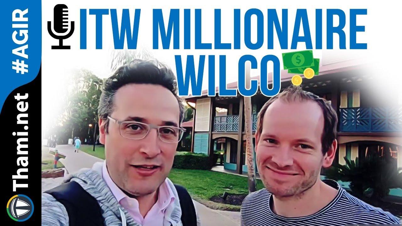 Comment Wilco de Kreij est devenu millionnaire ?
