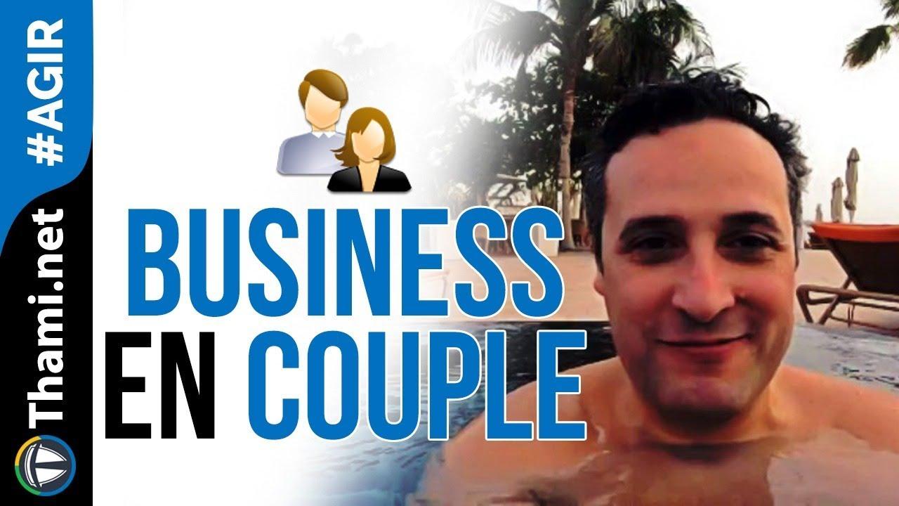 Est-ce dangereux de développer un Business en couple ?