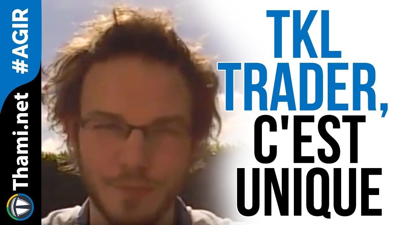 Louis : TKL Trader, impossible de trouver une formation plus complète