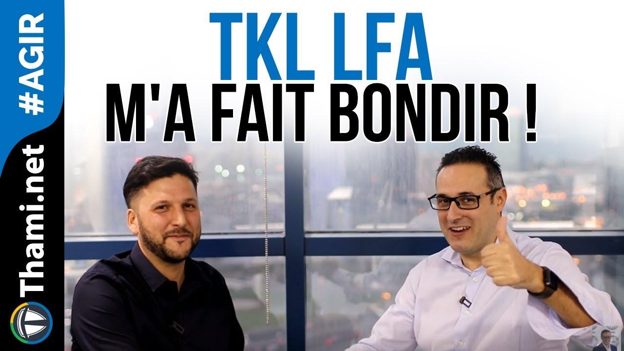 Landry : comment ce déclic a changé ma vie ! TKL LFA!