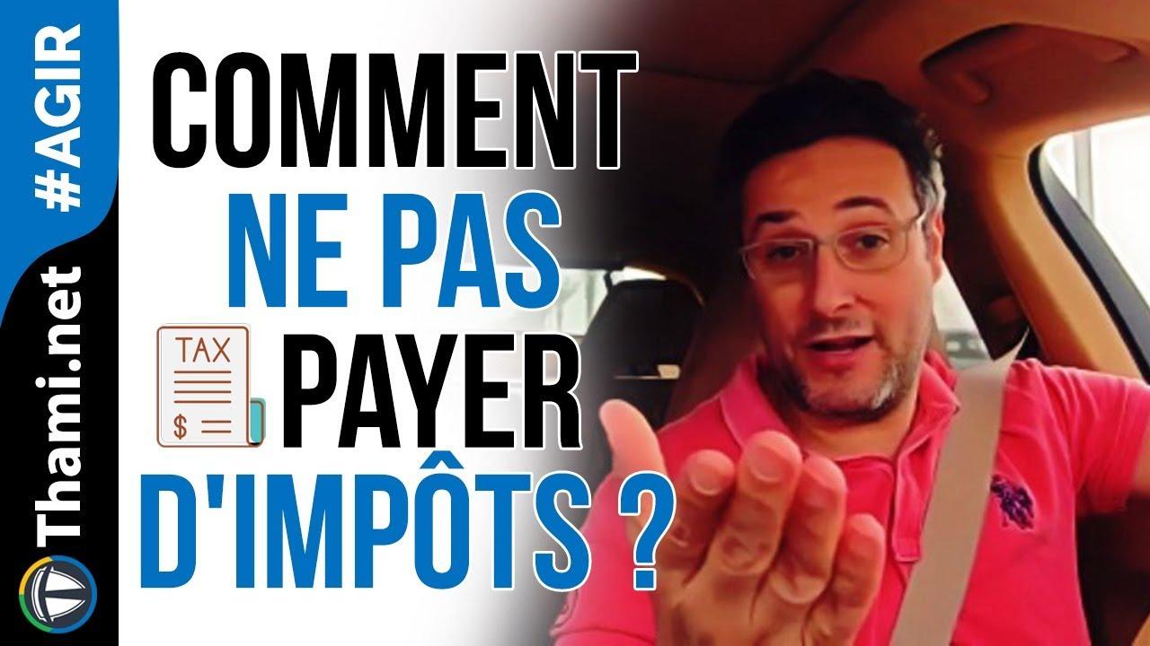 Faire Un Montage Fiscal Offshore Pour Ne Pas Payer D Impots