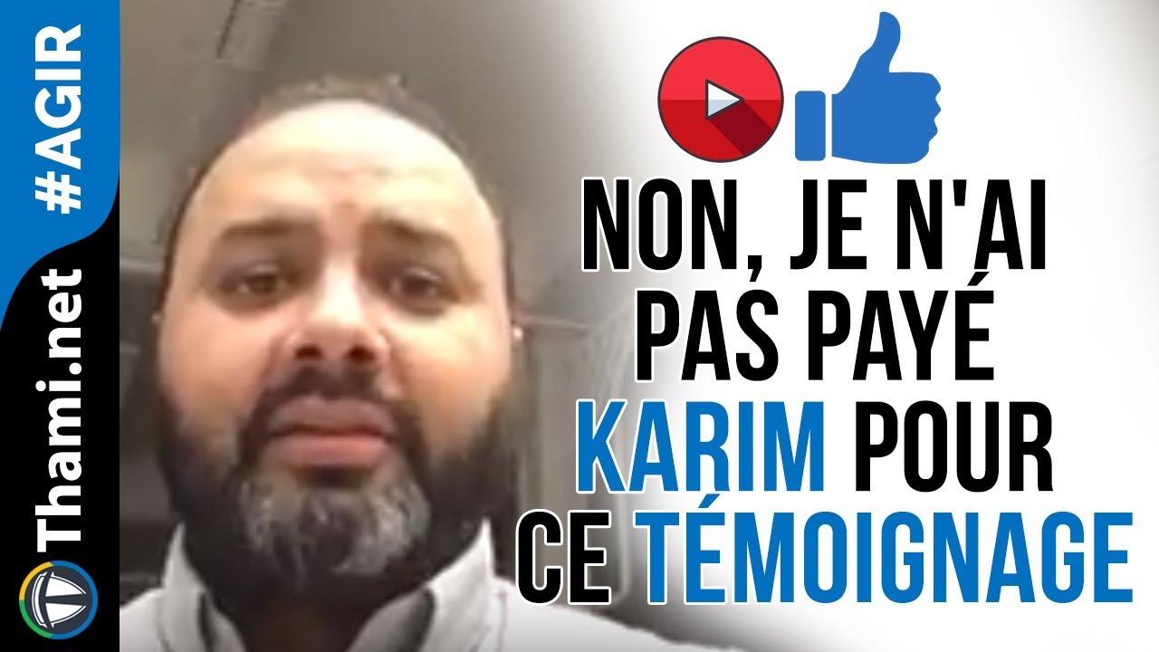 Karim, je vais devenir millionnaire grâce à TKL LFA!