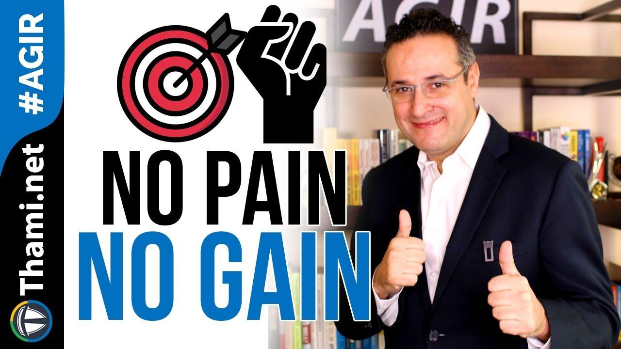 No Pain No Gain : Sans ennemis pas de victoire possible !