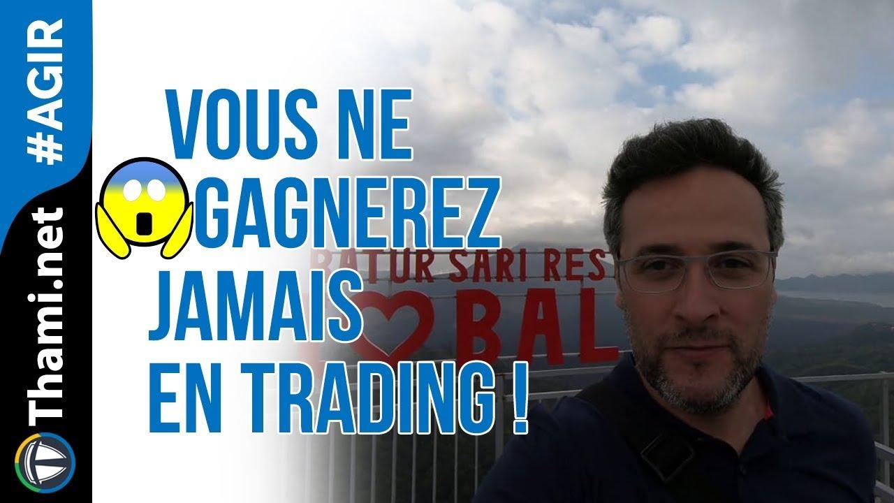 Pourquoi vous ne pouvez pas gagner en Trading? Le Loup de Wall Street!