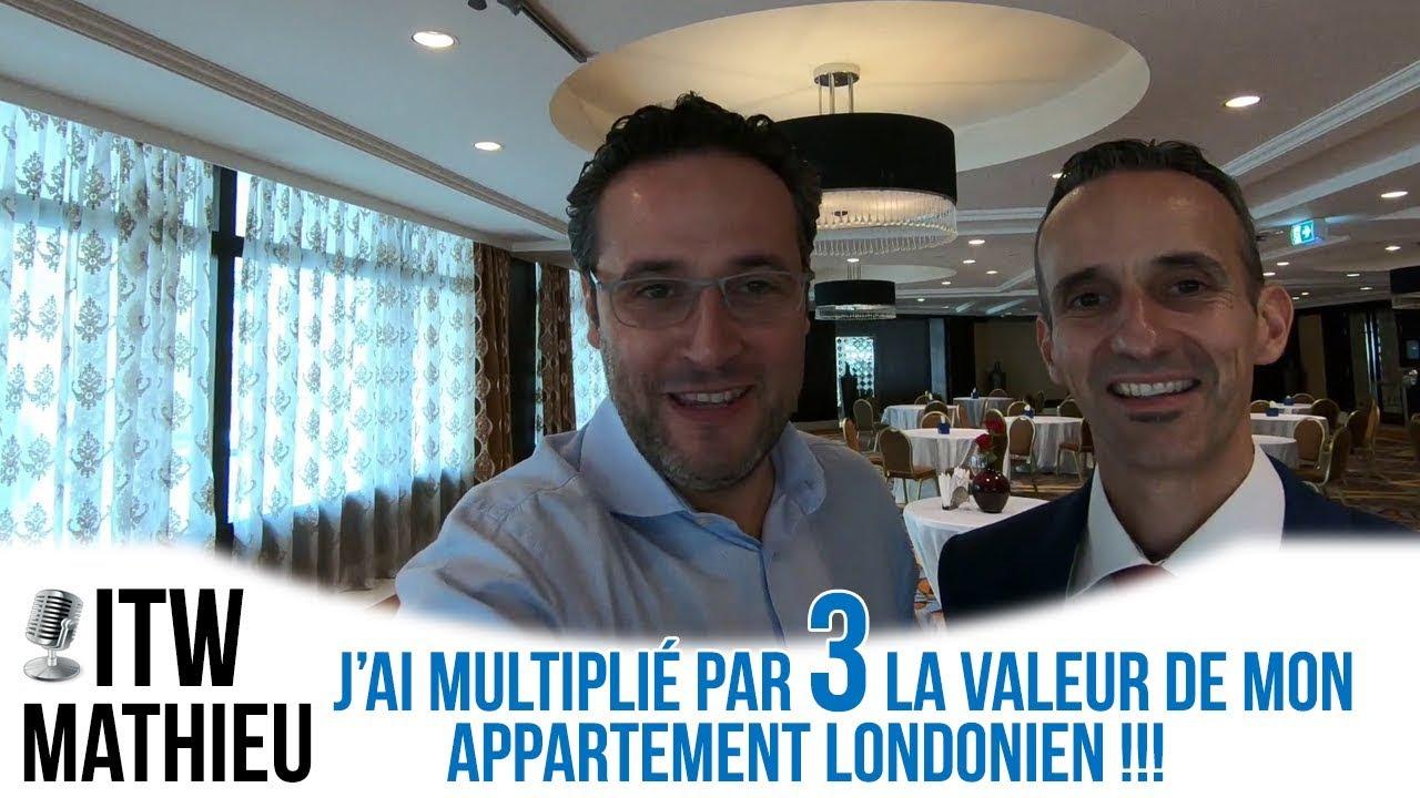 Investissement immobilier : Mathieu a multiplié par 3 son bien