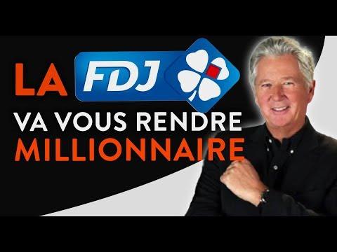 Millionnaire grâce à l'action FDJ !!