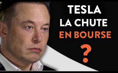 Tesla : le Coronavirus signe la fin de l'euphorie boursière !