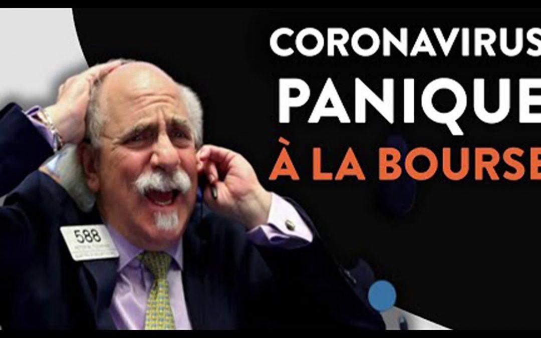 Coronavirus, le premier signal d'une crise financière majeure en 2020 ?