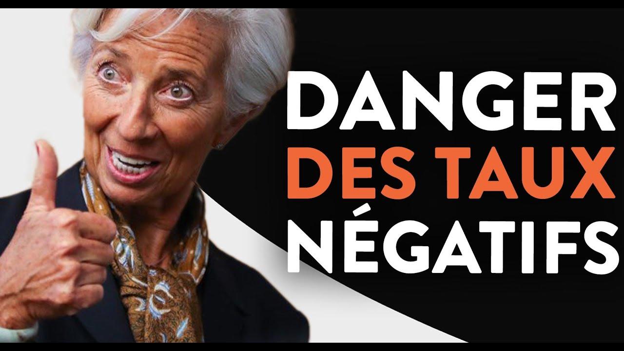 La prochaine crise financière viendra des taux négatifs!?