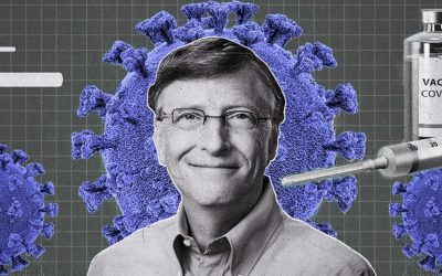 Bill Gates : Le business de la PEUR !