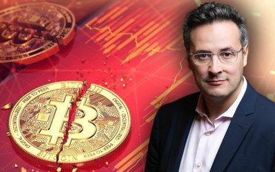 Un krach d'une grande violence sur le bitcoin !
